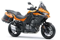 Predstavljen novi Kawasaki Versys 1000 SE LT+