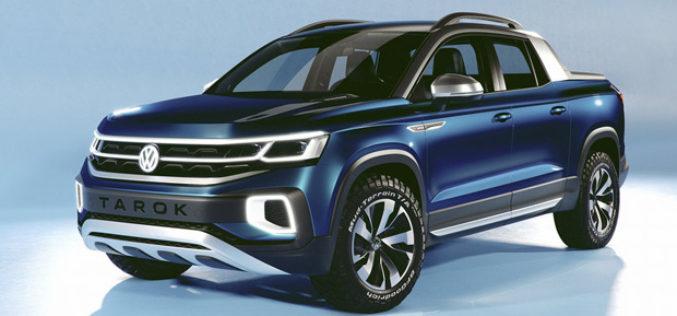 Volkswagen Tarok koncept predstavljen na Sao Paulo Motor Show-u