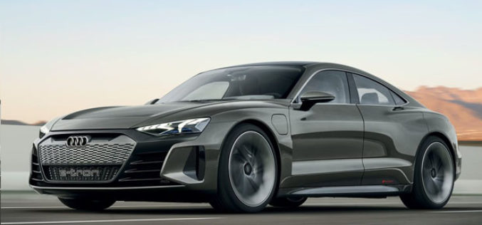 Audi e-Tron GT Concept – Ubica Tesla S modela!