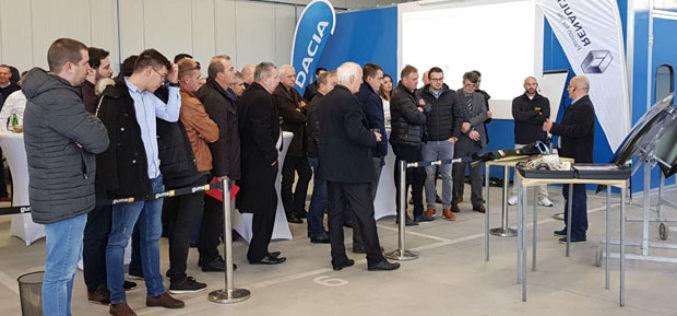 Vrhunska Renault usluga u  GUMA M lakirnici u Mostaru