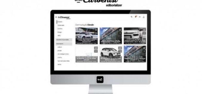 "Citroën lansirao platformu ""The Citroënist editorializer"""