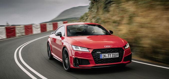 Novi Audi TTS dostupan za narudžbe
