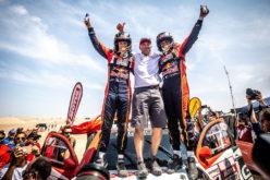 Pobjeda Toyote na Dakaru reliju 2019.