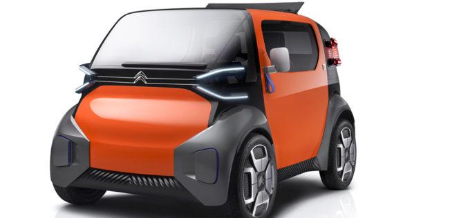 Citroën Ami One koncept u čast 100 godina francuskog proizvođača