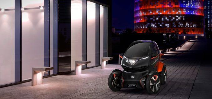 SEAT Minimó: koncept za revolucionarnu mobilnost