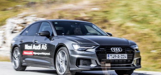 Test: Audi A6 Limousine 50 TDI quattro Tiptronic Sport – Čista dinamika!