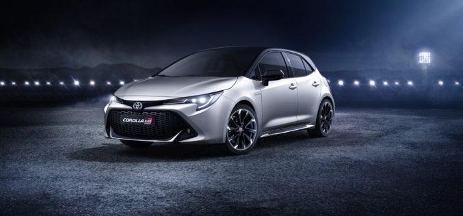 Nova Toyota Corolla GR SPORT i Corolla TREK