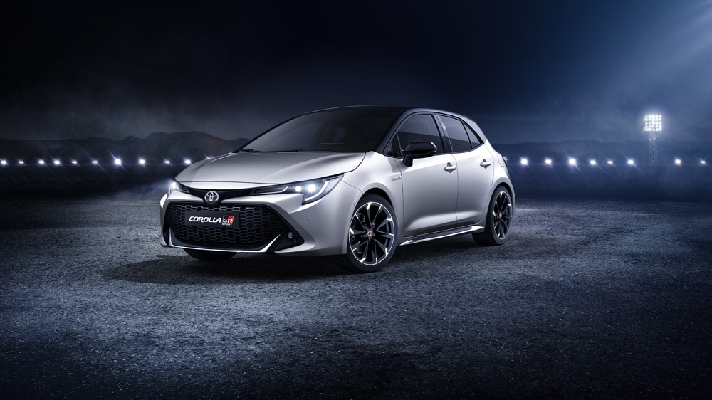 Nova Toyota Corolla 2019.