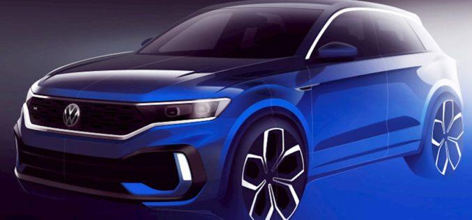 Volkswagen T-Roc R bit će predstavljen na sajmu u Ženevi!