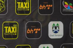 Kartično plaćanje ove godine u vozilima Sarajevo Taxi
