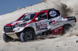 Fernando Alonso testirao pobjednički Dakar Hilux