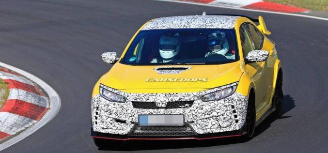 Honda priprema novosti za Civic Type R model