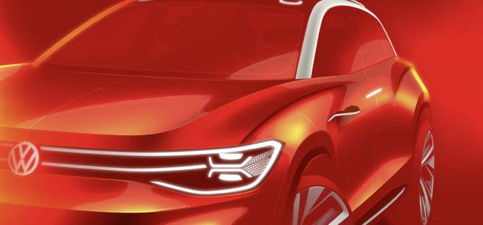 Volkswagen I.D. ROOMZZ novi je član električne porodice