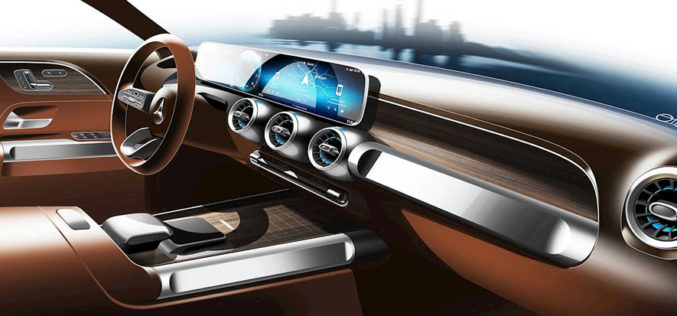 Mercedes prikazao unutrašnjost novog GLB modela