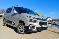 Test: Citroën Berlingo Feel M 1.5L BlueHDi 100 BVM5 – Multipraktik sa više stila