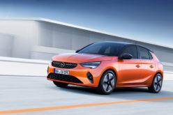 Šesta generacija Opel Corse na struju