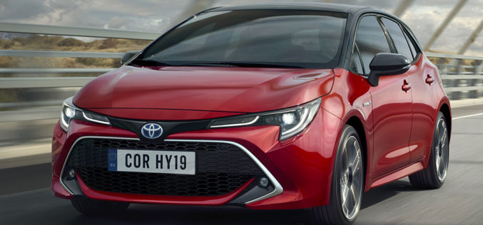 Novi Toyota Corolla i RAV4 osvojili 5 zvjezdica na ispitivanju sigurnosti Euro NCAP