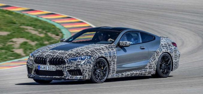 Uskoro stiže moćni BMW M8