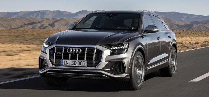 Novi Audi SQ8 sa 435 KS – Uvertira za monstruozni RSQ8!