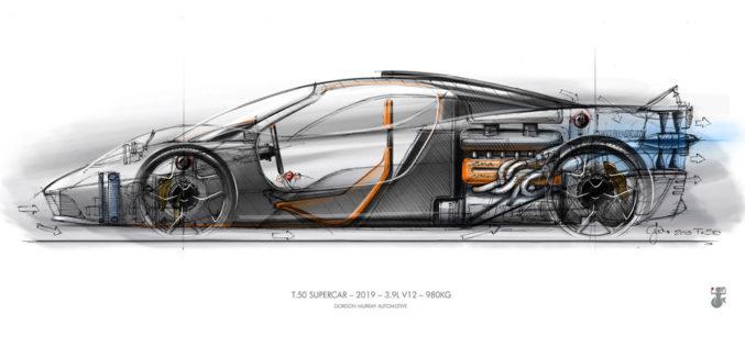 Gordon Murray konstruira spektakularnog nasljednika McLarena F1