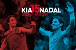 Kia Motors i Rafa Nadal već 15 godina zajedno na vrhu