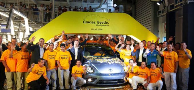 Volkswagen Beetle odlazi historiju – Kraj slavne ere!