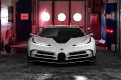 Novi Bugatti Centodieci reinkarnacija legende sa 1600 KS