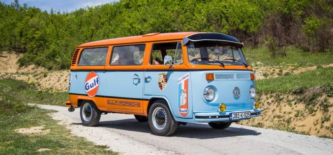 Volkswagen T2 B Gulf – Legende ne umiru