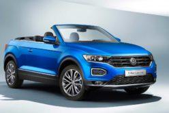 Volkswagen T-Roc kabriolet spreman za premijeru