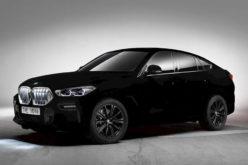 BMW X6 Vantablack – Crna rupa na točkovima