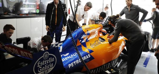 McLaren bi se mogao vratiti na Mercedesove motore!