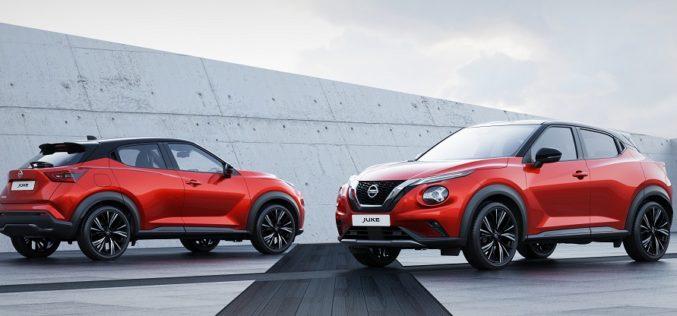 Predstavljen je novi Nissan Juke