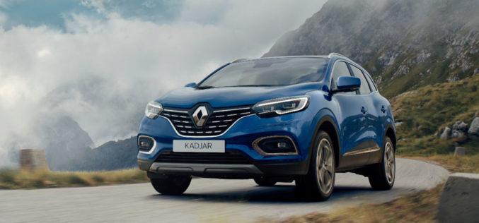 Renault KADJAR TCe 140 LIMITED po akcijskoj cijeni od 38.700 KM