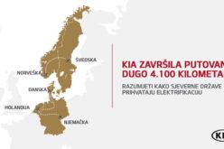 Kia je nakon pređenih 4.100 kilometara dobila novi uvid u elektrifikaciju vozila u Evropi