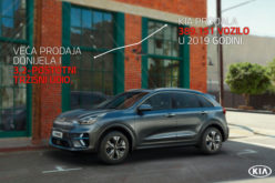 Kia sa novim modelima i elektrificiranim pogonima do veće prodaje u Evropi