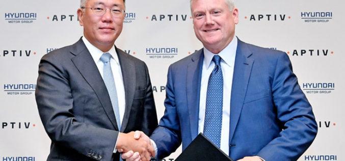 Kia i Aptiv zajedno do autonomne vožnje već 2022. godine