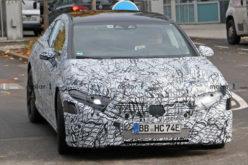 Mercedes razvija prvu električnu limuzinu