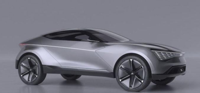 Kijin koncept Futuron pokazao dizajn električne budućnosti