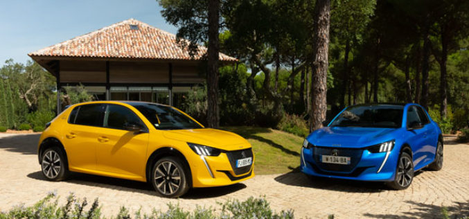 Novi Peugeot 208 finalist nagrade Car Of The Year 2020