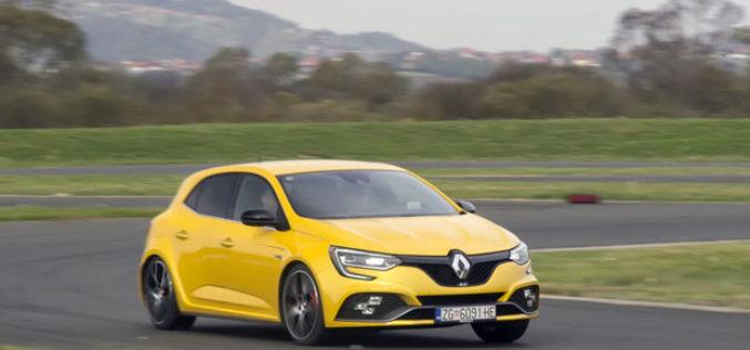Renault Megane R.S. Trophy Kup okuplja vozače