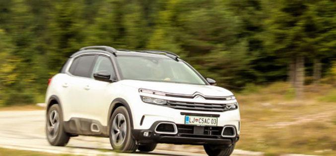 Test: Citroën C5 Aircross Shine 2.0L BlueHDi 180 S&S EAT8 – Dostojan nasljednik