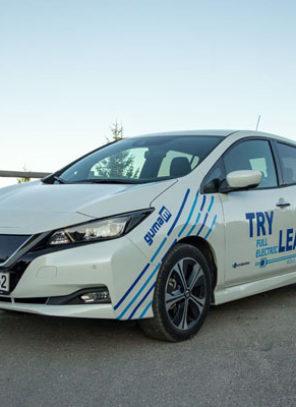 Test: Nissan Leaf N-CONNECTA – Puni i jeftino vozi!