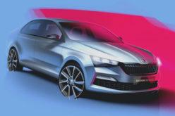 Nova Škoda Rapid razvija se za posebna tržišta
