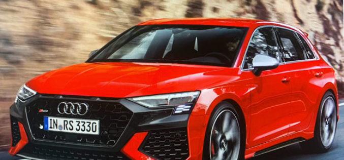 Novi Audi RS3 bit će teško uhvatljiva zvjerka!