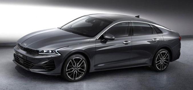 Kia K5 dolazi u izvedbi AWD i GT sa 286 KS