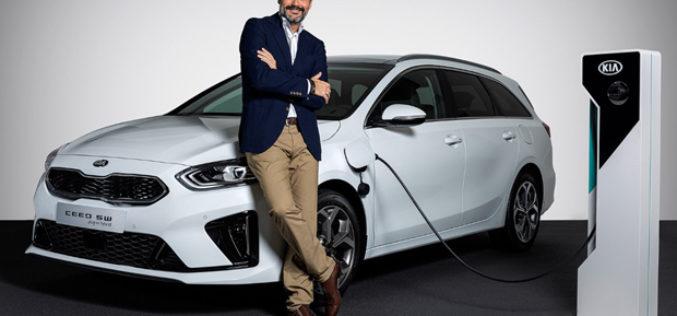 Kia Motors Europe s novim šefom marketinga
