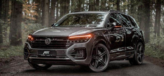 Novi Abt VW Touareg V8 TDI sa snagom lokomotive!