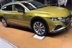 Volkswagen Arteon stiže u Shooting Brake izvedbi!