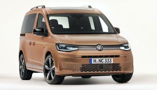Novi VW Caddy pete gneracije predstavljen sa obiljem noviteta