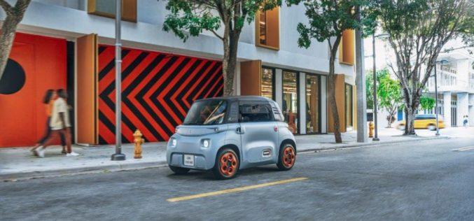 CITROËN AMI – 100 % električna mobilnost dostupna svima